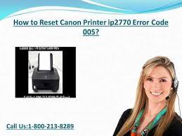 reset printer canon ip2770 error code 006 how to reset canon printer ip2770 error code 005 1 800 610 6962