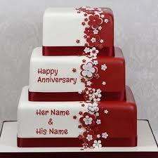 wedding anniversary cakes best 25 happy marriage anniversary cake ideas on