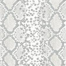 Light Cotton Fabric Cotton Fabric Pattern Fabric Safari Snake Skin Snakeskin