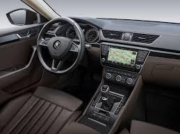 New Passat Interior 2015 Skoda Superb Interior First Photos Revealed Passat B8 From