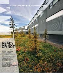 Landscape Architecture Magazine by Image Gallery Landscape Architecture Magazine