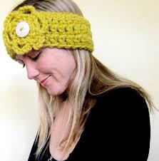 headband ear warmer mel p designs free crochet headband earwarmer pattern