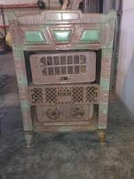 Woodworking Machinery Services Belleville by Antique Enamel Wood Burning St Auctions Online Proxibid