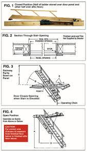 bessler stairway model 100 stair size chart