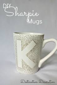 decorate your own tea cup diy sharpie mugs using dollar tree mugs based sharpie