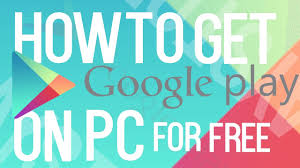 how to download the playstore on pc or laptop for free super easy