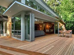 Wooden Bifold Patio Doors 15 Gorgeous Glass Wall Systems Folding Glass Doors And Sliding