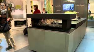 eurocucina 2014 kitchen design trends 4 integrated technology