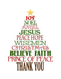can give gifts of love peace as like christian christmas quotes