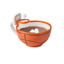 Coolest Mugs The Mug With A Hoop Sports Cup Uncommongoods