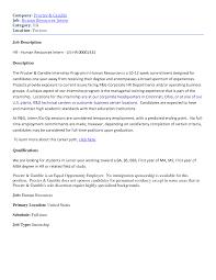 Human Resources Job Description Resume Doc 638826 Hr Intern Job Description U2013 Summer Internship Project