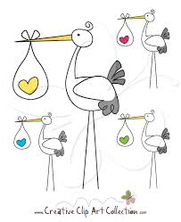 stork baby shower stork clipart baby shower pencil and in color stork clipart baby
