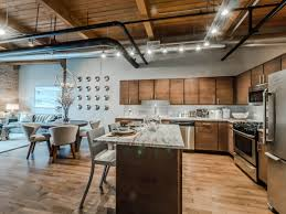 Kitchen Decorating The Loft Kitchen And Bar Modern Industrial