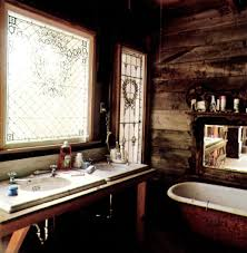 Bathroom Wall Mounted Sinks Rustic Bathroom Wall Decor Oval Porcelain Right Facing Wall
