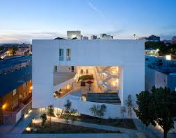 american home design in los angeles aia recognizes the six for excellence in housing design