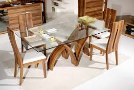 Oval Wooden Dining Table Designs Oval Glass Dining Room Table Home Design Imposing Images Sets