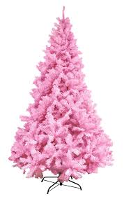 pink christmas tree 6ft 7ft 8ft 9ft pink coloured christmas trees artificial bushy