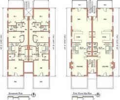 8 Unit Apartment Building Floor Plans 4 Unit Apartment Building Plans Home Design