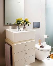Bathroom Storage Drawers by Bathroom Bathroom Design With White Floating Sink Plus Storage