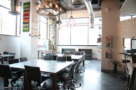 century 21 redwood realty training area interior office design by