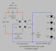 electronic components led lights 10 best led l circuit schematic diagramm images on pinterest