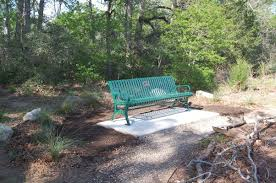 memorial park bench for chris northcliffe youtube