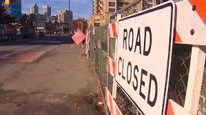 seattle city light transfer major weekend road closure to impact downtown seattle traffic komo