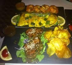 gulli cuisine ravioli porcini e gamberi fillet mignon porco preto picture of