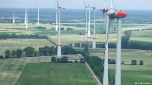 Backyard Wind Power Town Turns Wind Power Into Community Business Dw Environment