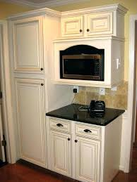 specialty kitchen cabinets microwave in cabinet ideas cabinet details specialty cabinets