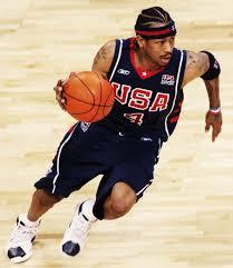 allen iverson usa basketball basketball pinterest allen