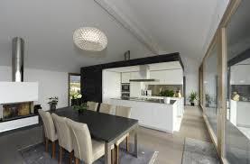 cuisine ouverte sur salle à manger salon salle a manger cuisine ouverte trendy awesome idee