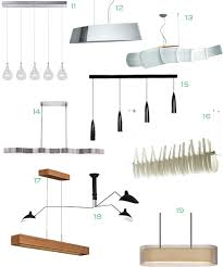 suspended linear light fixtures linear suspension lighting stylecarrot get the look decor