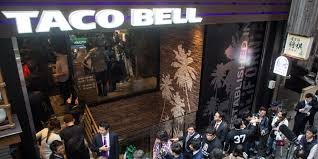 taco bell returns to japan after decades long absence people go