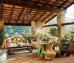 Rustic Cottage In Spain Home Bunch  Interior Design Ideas - Spanish home interior design