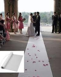 white aisle runner wedding aisle runner white carpet roll bridal ceremony garden