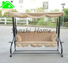 Swing Chair Patio 3 Person Loveseat Glider Bench Chair Patio Porch Swing With Rocker