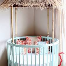 bedroom round cribs and elephant crib bedding plus decorative