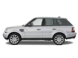 land rover range rover 2008 image 2008 land rover range rover sport 4wd 4 door sc side