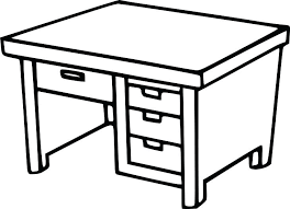 bureau dessin bureau de dessin dessin de bureau coloriage bureau accolier a