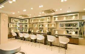 Jewellery Shop Interior Design Image