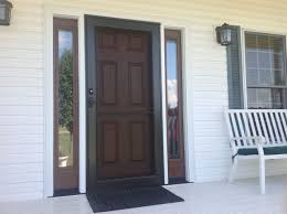 glass for doors and windows how to tame the countryside with a classic fiberglass door and
