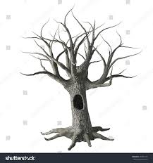 halloween background long royalty free dead halloween tree with hollow trunk u2026 494831272
