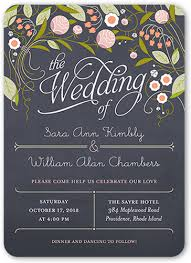 personalized wedding invitations forever 5x7 personalized wedding invitations shutterfly