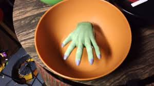 halloween candy bowls halloween witch hand candy bowl youtube