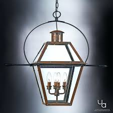 Pendant Light Outdoor Decoration Colonial Pendant Light Outdoor X Rustic Copper Finish