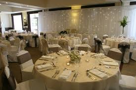 Chair Covers By Sylwia Champagne Organza Table Overlay Leslie U003c3 U0027s Jerry Pinterest