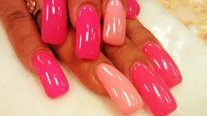 solid color acrylic nail designs images nail art designs