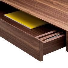 Schreibtisch Nussbaum Maestrale Schreibtisch Zanotta Ambientedirect Com