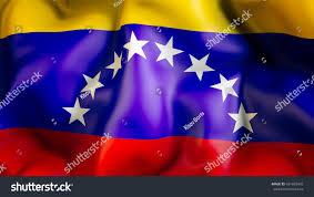Venezuela Flag Colors Venezuela Flag 3d Waving Flag Design Stock Illustration 631603943
